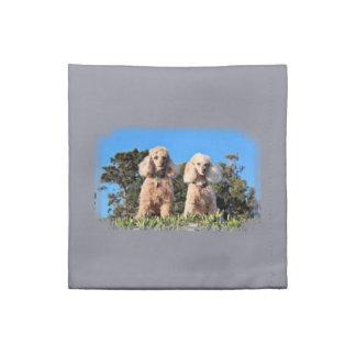 Leach - Poodles - Romeo Remy Napkin