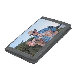 Leach - Poodles - Romeo Remy Tri-fold Wallet