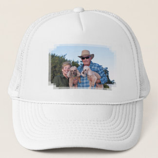 Leach - Poodles - Romeo Remy Trucker Hat