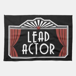 Lead Actor Kitchen Towel