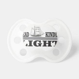 lead light gray pacifiers