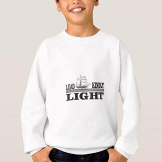 lead light gray sweatshirt