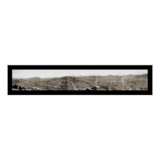 Lead SD Panorama Photo 1909 Poster