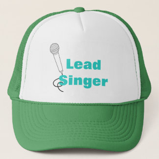 Lead Singer Hat