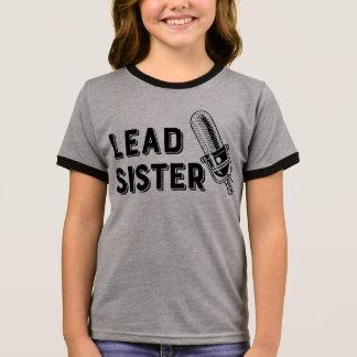 Lead Sister Ringer T-Shirt