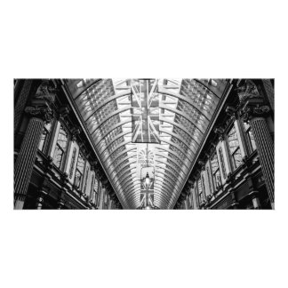 Leadenhall Market London Customized Photo Card