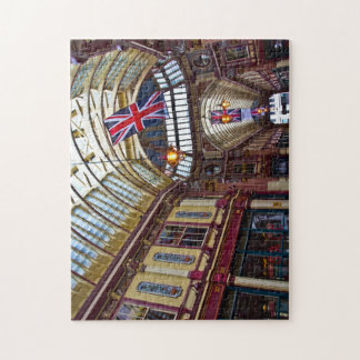 Leadenhall Market London Jigsaw Puzzle