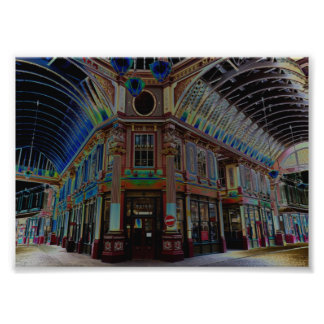 Leadenhall Market London Photo Art