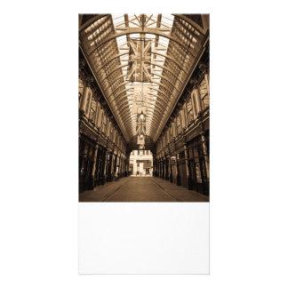 Leadenhall Market London Photo Greeting Card