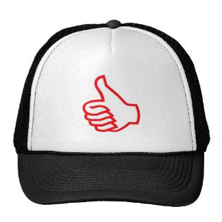 Leader  MOTIVATIONAL Tools :  THUMBSUP Trucker Hat