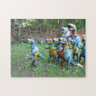 Leader of the Pack jigsaw puzzle