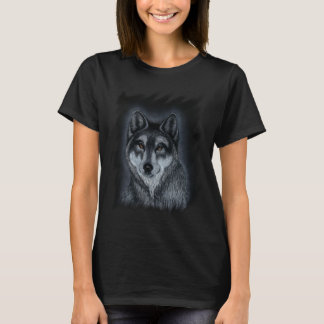 Leader of the Pack - Wolf T Shirt