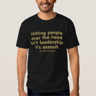 Leadership Assault Tshirt