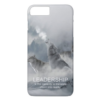 leadership motivation inspiration success quote iPhone 8 plus/7 plus case