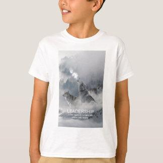 leadership motivational inspirational quote T-Shirt