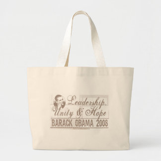 Leadership, Unity & Peace Bag