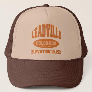 Leadville, Colorado Trucker Hat