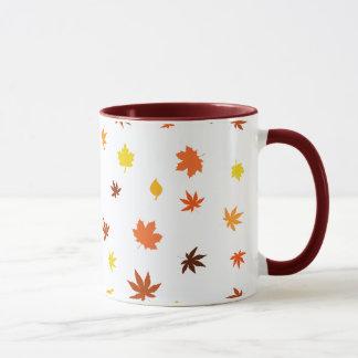 leaf and Maple Mug