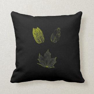 Leaf Art Pillow
