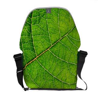 leaf bag commuter bag