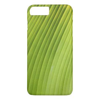 Leaf closeup phone case. iPhone 8 plus/7 plus case
