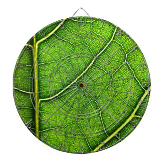 Leaf Dartboard