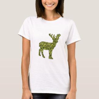 Leaf Deer T-Shirt