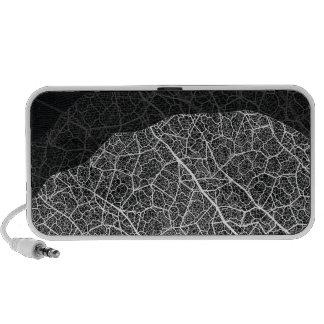 Leaf design speakers