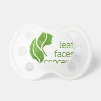 Leaf Faces Concept Pacifier