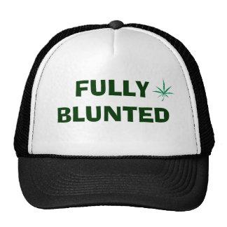 leaf, FULLY BLUNTED Trucker Hat