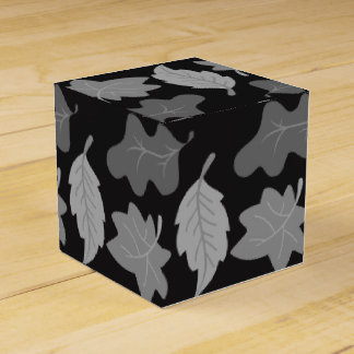 Leaf Gift Box Party Favor Box