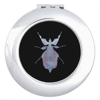 Leaf Insect Compact Mirror