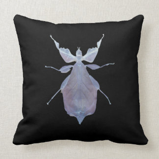 Leaf Insect Cushion