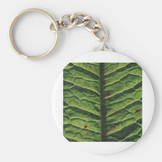 leaf.jpg basic round button keychain