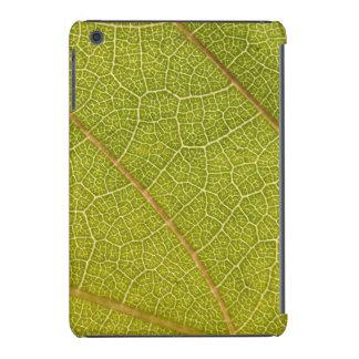 Leaf Macro iPad Case iPad Mini Case