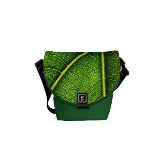 Leaf Mini Messenger Bag