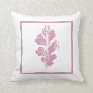 Leaf Minimalist Forest Pillow