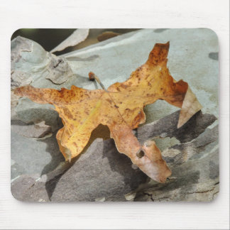 Leaf Mouse Pad