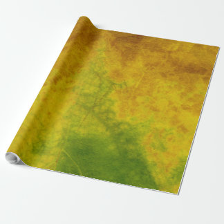 Leaf Nature Wrapping Paper