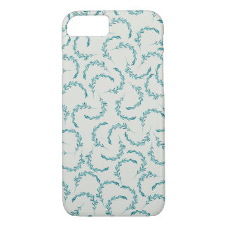 leaf pattern cell phone case