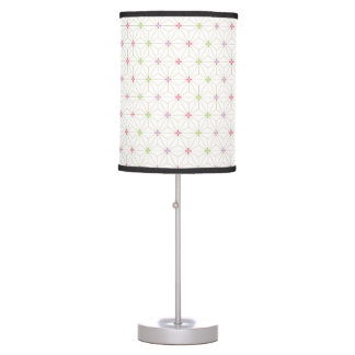 Leaf pattern Japan of the Japanese traditional pat Table Lamp