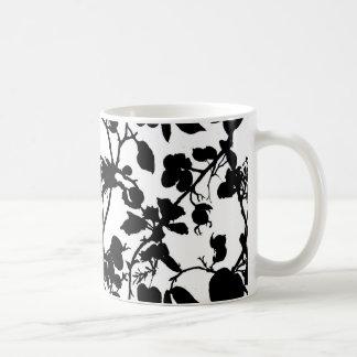 Leaf Trail Design Coffee Mug