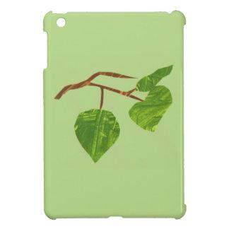 Leaf Tree Green iPad Mini Case