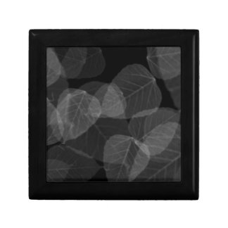 Leaf X-Ray Trinket Boxes