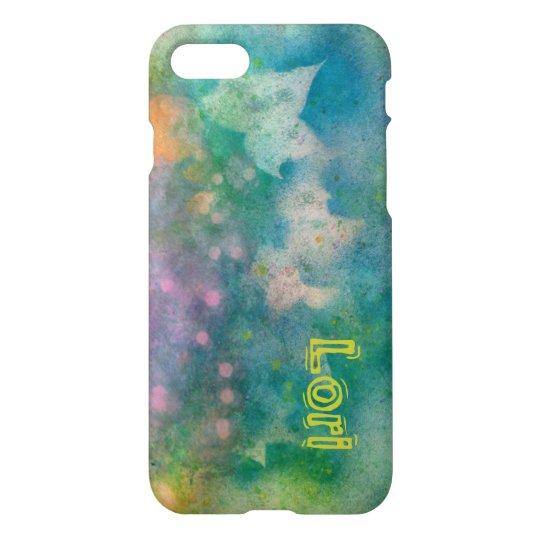 leafburst iPhone 7 case Lori