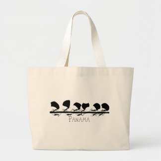 Leafcutter Ant Panama Large Tote Bag
