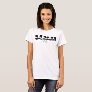 Leafcutter Ants Design 2 Mexico T-Shirt