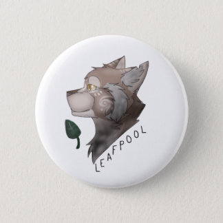 Leafpool Warrior Cats Pin