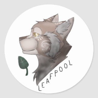 Leafpool Warrior Cats Sticker