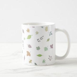 Leafs Classic White Coffee Mug